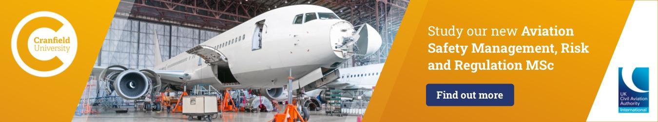 Cranfield Aviation Safety Management UTM 1350×250